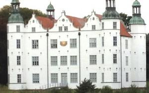 Ein besuch in einem Schloss